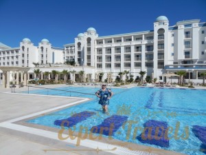 Concorde Green Park Palace 5*  Tunisia – expert-travels