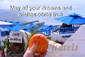 May all your dreams and wishes come true
