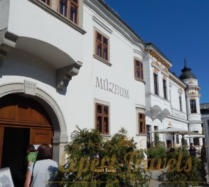 Small Carpathian Museum of Wine in Pezinok