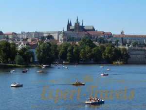 Walks around Prague