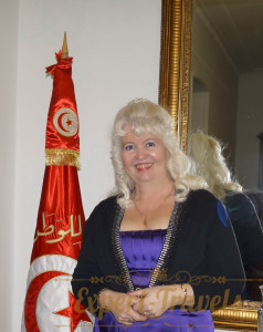 Evening at the Residence of the Ambassador of Tunisia in Moscow