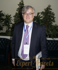 Extraordinary and Plenipotentiary Ambassador of the Kingdom of Spain in Russia, Mr. Ignacio Ibanez