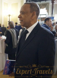 Ambassador of the Dominican Republic to Russia Mr. Jose Manuel Castillo Betances
