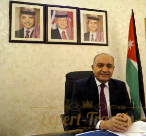 Mr. Amjad Adaileh, Ambassador Extraordinary and Plenipotentiary of The Hashemite Kingdom of Jordan
