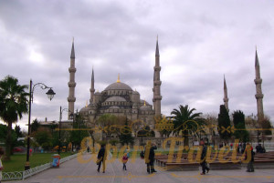 Walks around Istambul