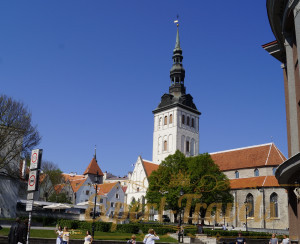 Walks in Tallinn