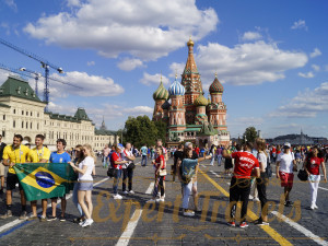 Moscow, World Cup 2018