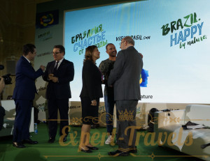 Brazilian Ministry of Tourism, Embassy and Embratur