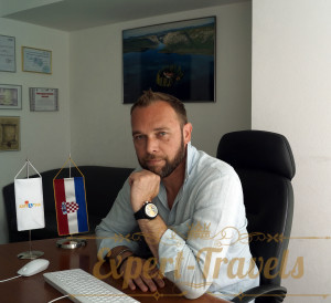 Raiko Ruzicka, Director of the Ctoatian National Tourism Office