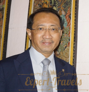Mr. Wahid Supriyadi, Ambassador of Indonesia