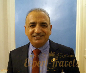 Mr.Salim Aday Al Mamari,Director of the Tourism Promotion Directorate of the Ministry of Tourism of the Sultanate of Oman