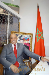 Mr. Samir Soussi Riah Director of the Moroccan National Tourist Office