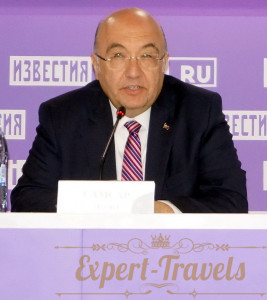 Mr.Mehmet Samsar, Ambassador of Turkey to Russia